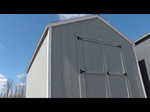 10' x 14' Shed   Garden  Sheds   Storage Sheds   Ottawa Sheds