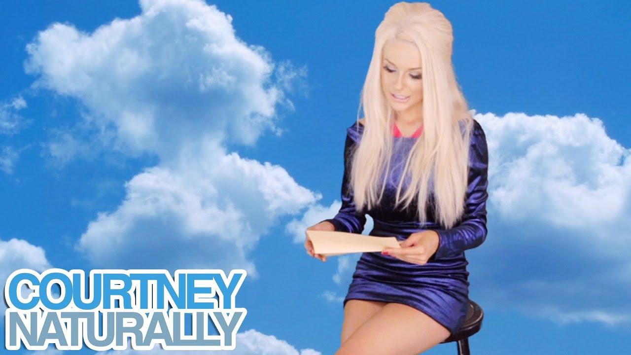 Download Courtney Stodden Naturally - Dear Courtney Part One