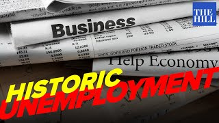 Josh Barro: Historic unemployment claims are just the beginning