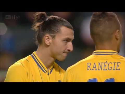 Zlatan Ibrahimovic | Sweden 4-2 England | 2012 International Friendly