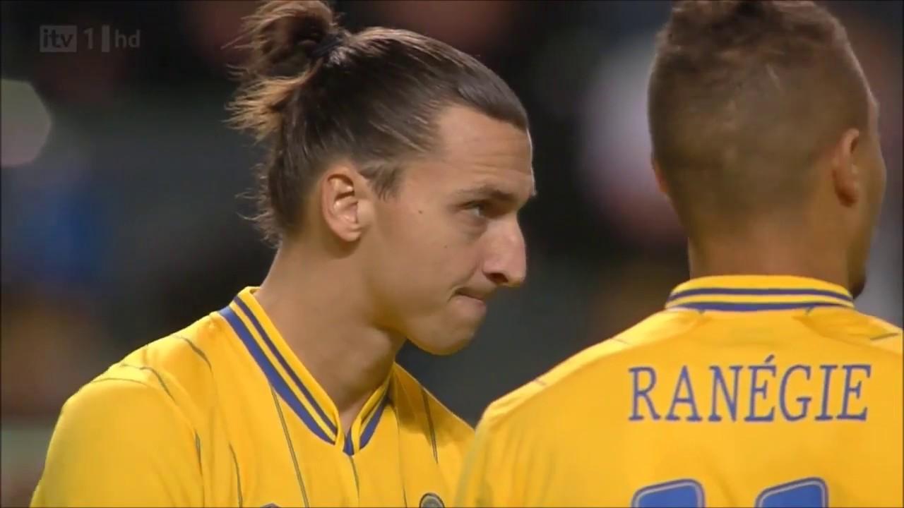 Download Zlatan Ibrahimović | Sweden 4-2 England | 2012 International Friendly