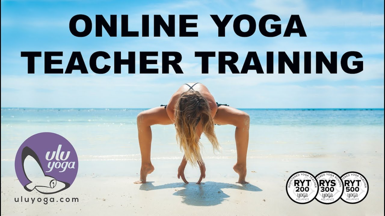 Ulu Yoga Online Yoga Teacher Training Yoga Alliance Certified Youtube