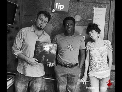 Soirée spéciale Jimi Hendrix sur Fip Radio avec Yazid Manou : Album People, Hell and Angels