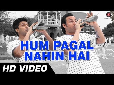 Hum Pagal Nahin Hai Official HD Video | Humshakals | Saif & Ritiesh | Himesh Reshammiya | 1080p
