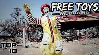 Top 10 Scariest McDonald