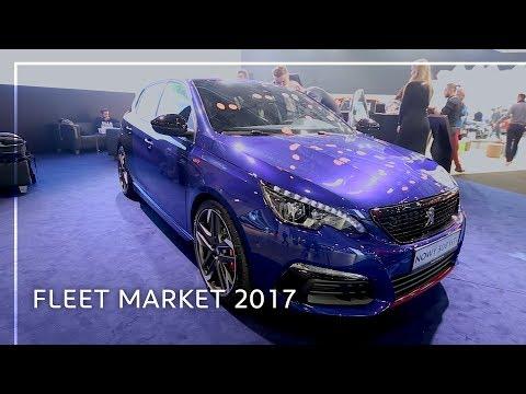 Peugeot na Fleet Market 2017