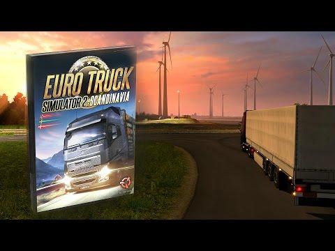 Euro Truck Simulator 2 - Scandinavia Teaser