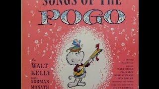 """Walt Kelly """"Songs Of The Pogo"""" 1956 FULL ALBUM"""