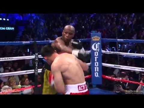 Mayweather vs Guerrero Highlights - Believe In Ghosts ? HD