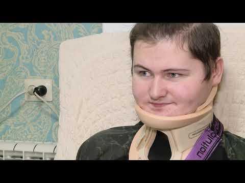 09 12 19 Подросток из Удмуртии борется с последствиями клещевого энцефалита