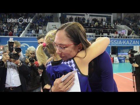 Репортаж недели #91. Екатерина Гамова - game over