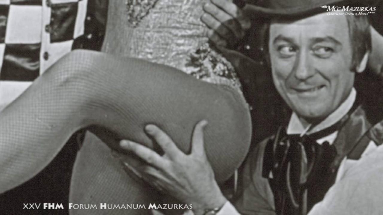 XXV FHMazurkas - wspomnienia ze sceny teatru  Zdzisława Słowińskiego