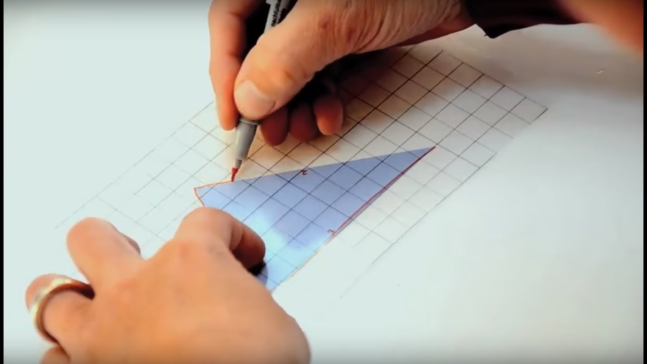 Arealer - trekanter