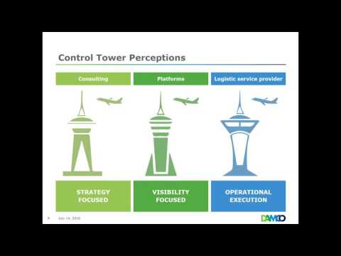 Supply Chain Control Towers: A practical guide on how to cut through the hype and make it work