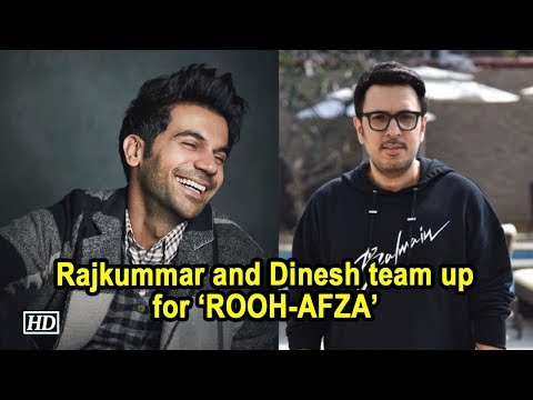 Rajkummar Rao and Dinesh Vijan team up for another horror comedy