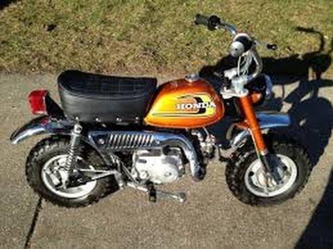 Go Pro Honda 50cc Dirt Bike Youtube
