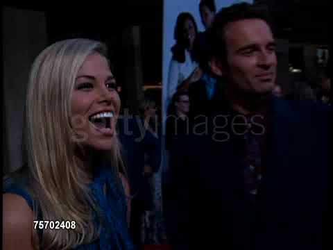 "Julian McMahon & Brooke Burns at ""Why Do Fools Fall In ..."