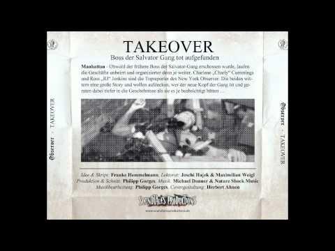 Observer - Folge 1 - Takeover [HÖRSPIEL]