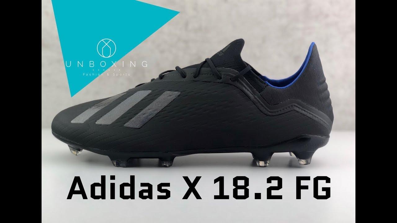ae9114534bb Adidas X 18.2 FG  Archetic Pack