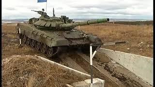 На полигоне в Чебаркуле прошли армейские баталии солдат Центрального военного округа