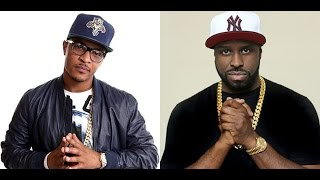 T.I. AGAIN goes at Funk Flex about 2pac comments in B.B. Kings In NYC!VIDEO MUST SEE!