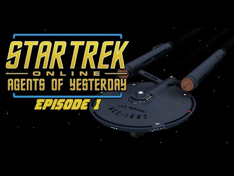 STO Episode 1: Welcome to the 23rd Century. Part 1