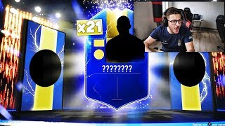 PACK OPENING TOTS ULTIME : 21 TOTS !!!