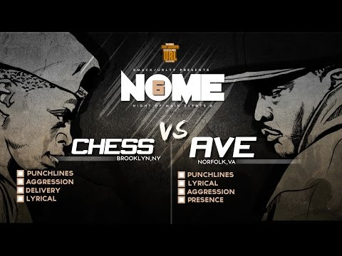 CHESS VS AVE SMACK/ URL RAP BATTLE | URLTV