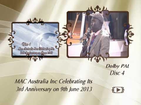 MAC AUSTRALIA INC 2013 MELBOURNE