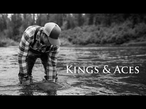 Kings & Aces | Alaska King Salmon on the Fly