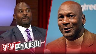 MJ and Brady are still kings of their sports - Whitlock & Wiley discuss | NBA | SPEAK FOR YOURSELF