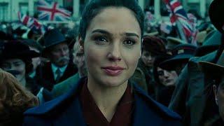 Конец фильма. Чудо-женщина.