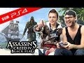 Assassin's Creed 4 Black Flag sur PS4