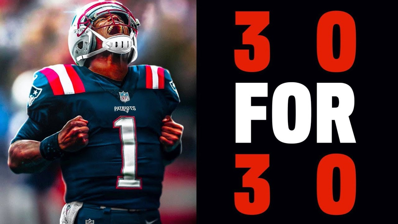 30 for 30: Cam Newton: For Better or Worse - Patriots 2020 Hype Trailer Narrated by Jamie Foxx