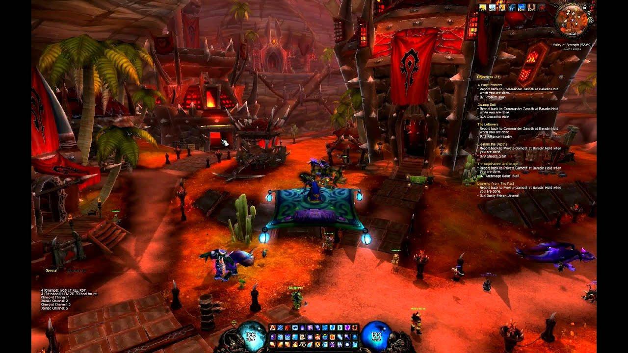 Addons for World of Warcraft. (DIABLO III STYLE NEW ...
