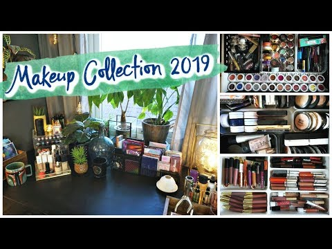 My Makeup Collection 2019 #relatable thumbnail