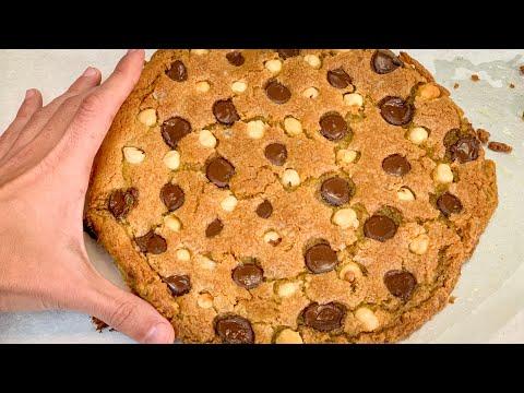 recette-cookie-geant-chocolat-noisette-a-partager