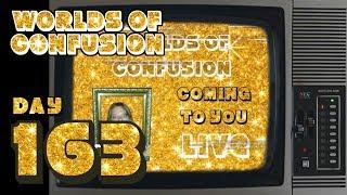 Day 163 Live Stream 80s Cartoon Horror Show