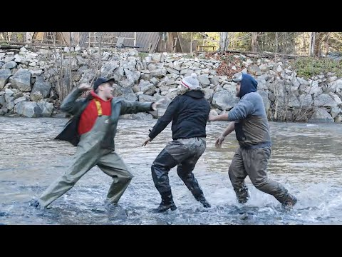 River Fishing Fight - Whose To Blame For Declining Salmon Stocks?