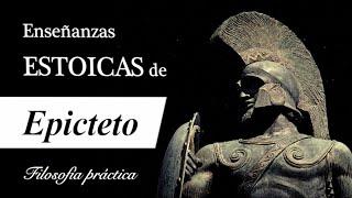 """ESTOICISMO de EPICTETO (Enquiridión o """"Manual de Vida"""") - Filosofía para VIVIR con RAZÓN y VIRTUD"""
