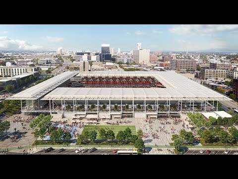 Design Revealed For New St. Louis MLS Stadium And Mixed-Use District
