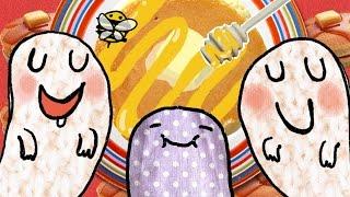 おばけのホットケーキ《東京ハイジ》 thumbnail
