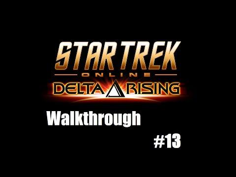 Star Trek Online Walkthrough #13 - Task Force Hippocrates