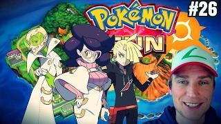 Pokemon SUN (odc. 26) - MROCZNA TAJEMNICA FUNDACJI AETHER