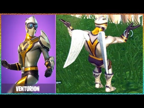 Fortnite Venturion Outfit Review! Venturion Before You Buy