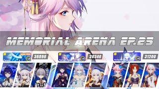 【Honkai Impact 3】Memorial Arena EP.25 Exalted