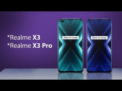 Seri ponsel kelas menengah premium Realme X7 dari Realme telah resmi meluncur di Cina. Realme X7 ada.