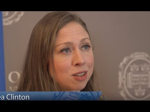 Organizations & Micro-Lenders with Chelsea Clinton and ...