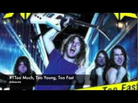 Top 10 Airbourne best songs