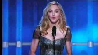 "Madonna-Golden Globe winner 2012-Asghar Farhadi""A Separationجدایی نادر از سیمین"" wow"